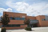 Colegio Los Tilos, en Madrid, donde un padre ha dado positivo por coronavirus.