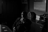 José Luis Garci (Madrid, 1944), en las oficinas de su productora.