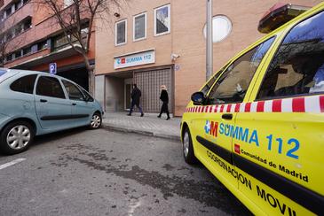 Sede central del Summa, en la calle Antracita de Madrid.