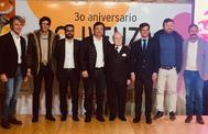 Fernández Vara presidió el homenaje al doctor  Val-Carreres en Olivenza