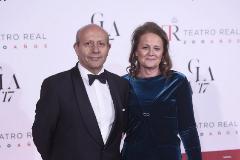 José Ignacio Wert y Montserrat Gomendio, en una imagen de archivo.