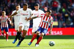 La Liga Santander - lt;HIT gt;Atletico lt;/HIT gt; lt;HIT gt;Madrid lt;/HIT gt; v Sevilla