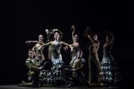El Ballet Nacional de España clausuró con éxito el Festival de Jerez.
