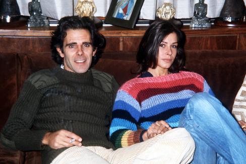 Jimmy y Merry, poco después de casarse.