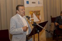 El escritor Luis Racionero en una imagen de hace unos años.