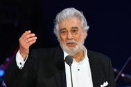 """El Teatro Real sobre Plácido Domingo: """"Su cancelación tiene el mismo impacto que la de cualquier otro cantante"""""""
