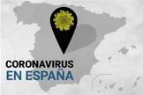 Mapa del coronavirus en España: así se han extendido los casos por el país