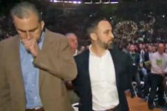 """Ortega Smith da positivo por coronavirus y Vox pide perdón por  el """"error"""" de Vistalegre"""