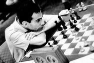 Tal fue campeón muy poco tiempo pero es un dios del ajedrez