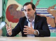 Toni Ruiz, CEO de Mango