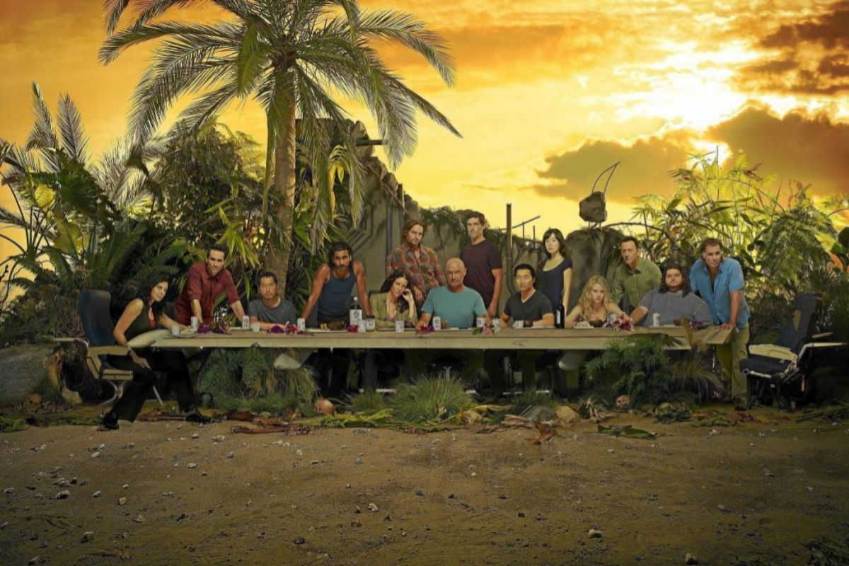 Imagen promocional de 'Perdidos'.