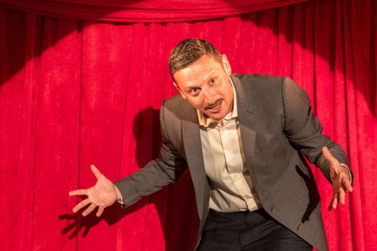 Tim Robinson en es creador de 'I Think You Should Leave'.