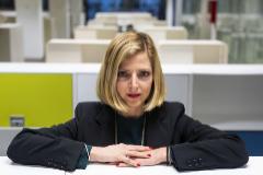 Veronica Diquattro, vicepresidenta ejecutiva de Dazn para el sur de Europa.