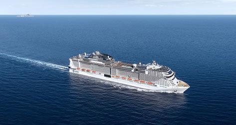 España, de momento, no permite desembarcar a los cruceros en sus costas.