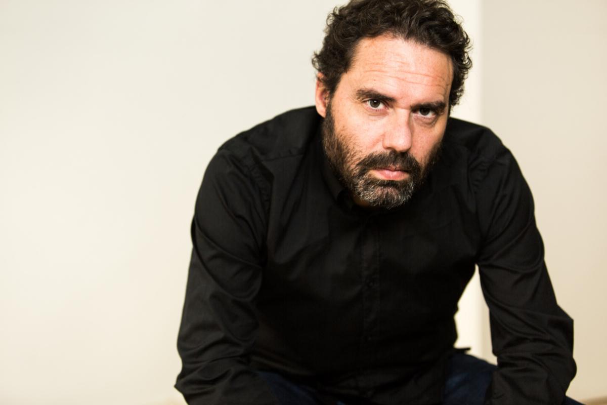 El productor Aitor Gabilondo.