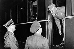 Un viejo vagón real para que Franco vaya 'decente' a la cita con la locomotora de Hitler