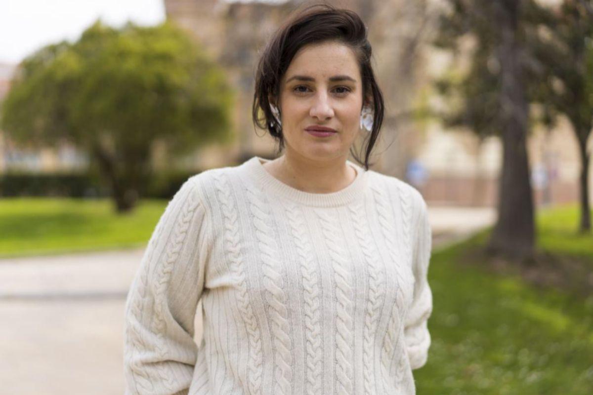 La escritora Jimina Sabadu, que 'predijo' la crisis del coronavirus.