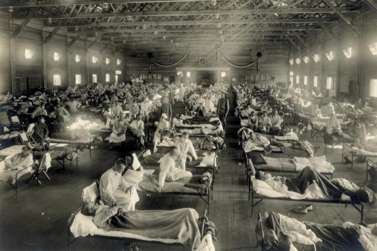 Todo lo que la gran gripe de 1918 puede enseñarnos sobre el coronavirus