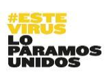 La imagen de la campaña para pedir responsabilidad contra el coronavirus
