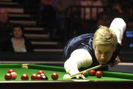 Neil Robertson, ex campeón mundial de 'snooker'.