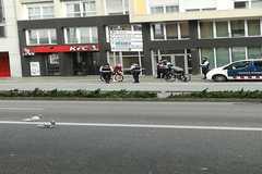 Advertencias por ir en bici, locales clausurados y un detenido en el arranque del estado de alarma