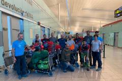 """Estudiantes canarios atrapados en El Prat: """"Pedimos ayuda para volver a casa"""""""