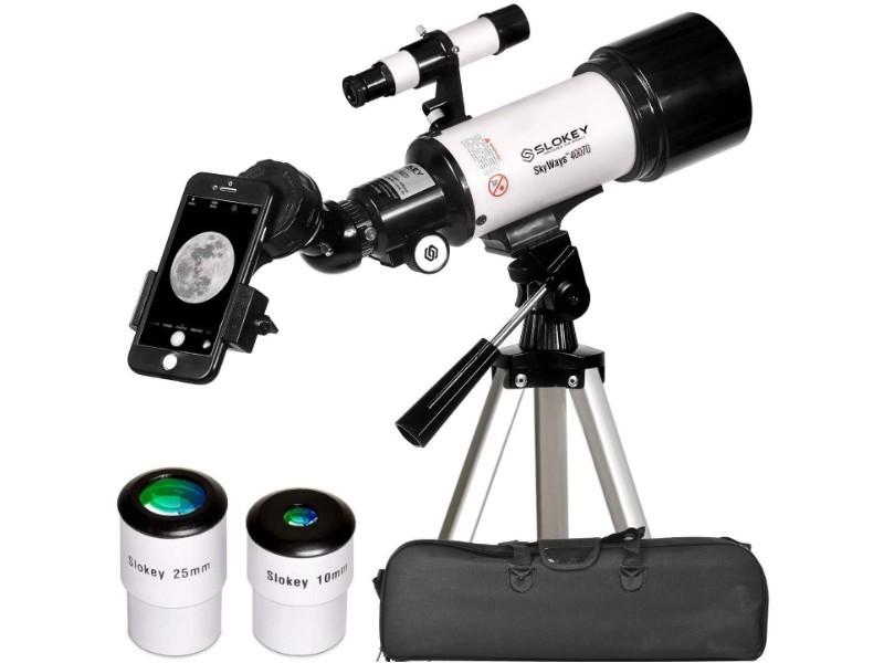 De tu ventana al cielo (o a la calle): telescopios y prismáticos para escapar del confinamiento
