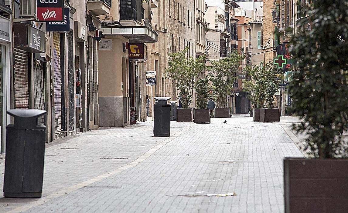 Baleares se queda sin turistas 70 años después