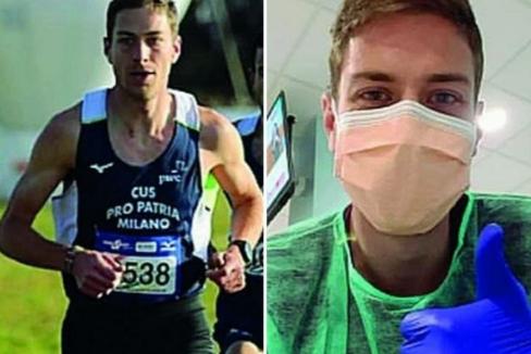 """El testimonio de una madre desesperada: """"Mi hijo atleta de 29 años  ha perdido el gusto y el olfato"""""""