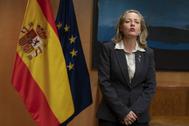 La ministra de Asuntos Económicos, Nadia Calviño, en una imagen de archivo.