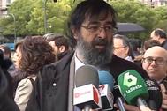 El magistrado de la Audiencia de Navarra Ricardo González, en una imagen de archivo.