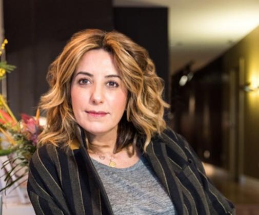Paz Torralba, del centro The Beauty Concept, atiende dudas vías WhatsApp.