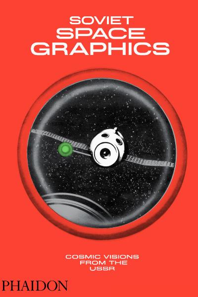 Portada del libro 'Soviet Space Graphics'