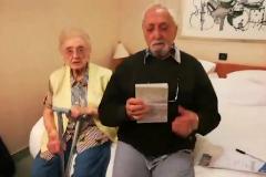 """El matrimonio de 85 y 93 años atrapado en un crucero rechazado por Francia y España: """"Estamos muy mal"""""""