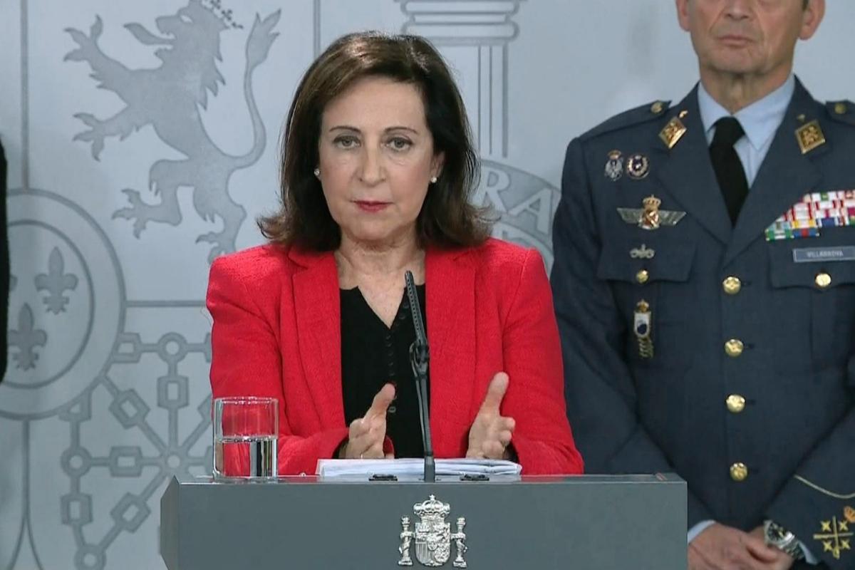 Defensa ordena regresar a España a la mitad de su contingente en Irak por el coronavirus