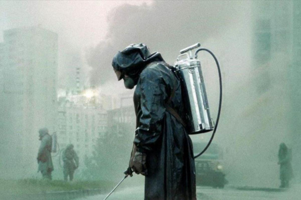 Un momento de la serie de HBO 'Chernobyl'.