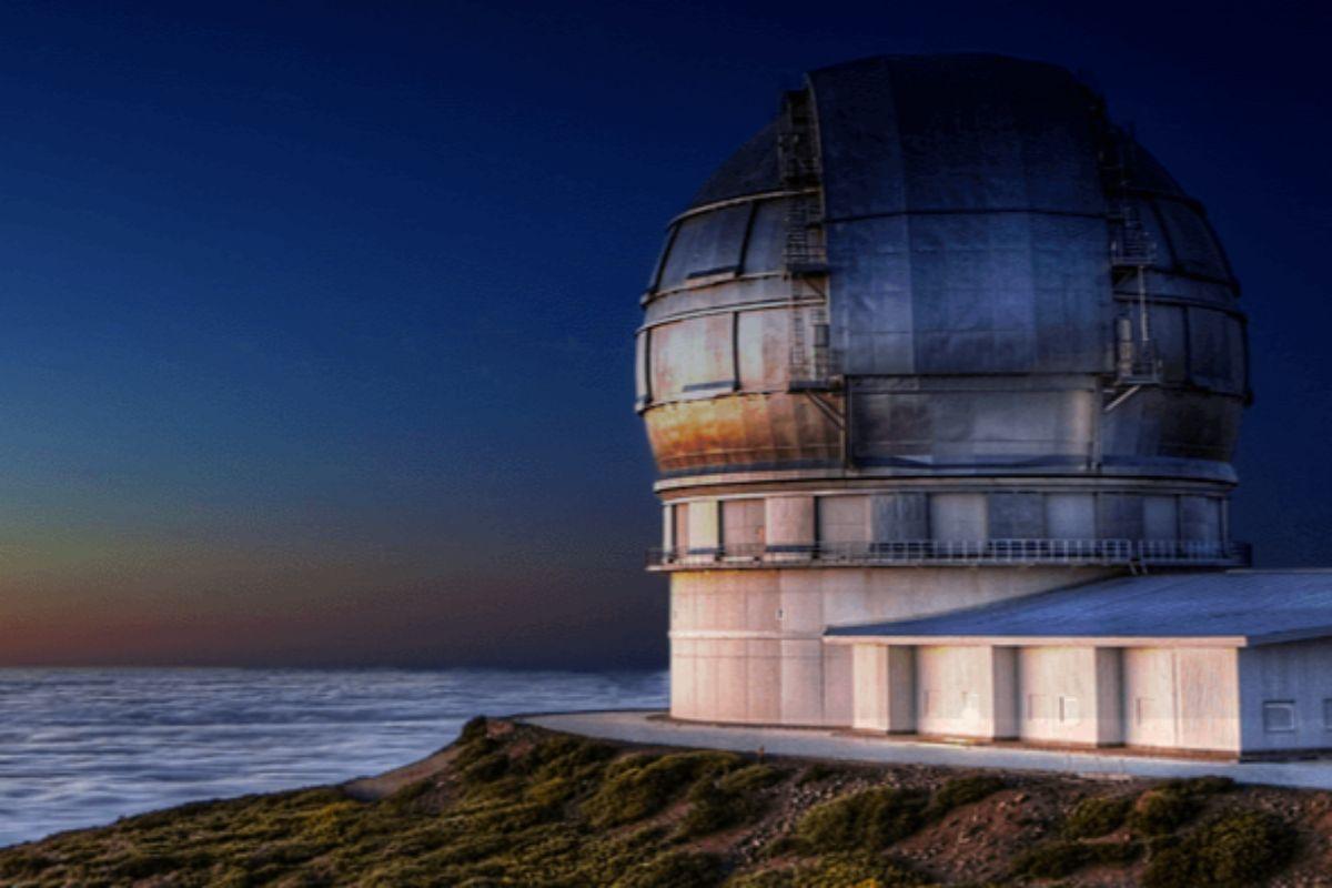 El Gran Telescopio Canarias (GTC)