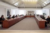 Consejo de Ministros en el Palacio de La Moncloa.