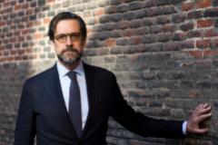 Federico de Montalvo en la Universidad de Comillas hace un año.