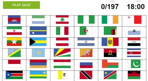 Con Flags of the world descubres las banderas de todo el mundo.