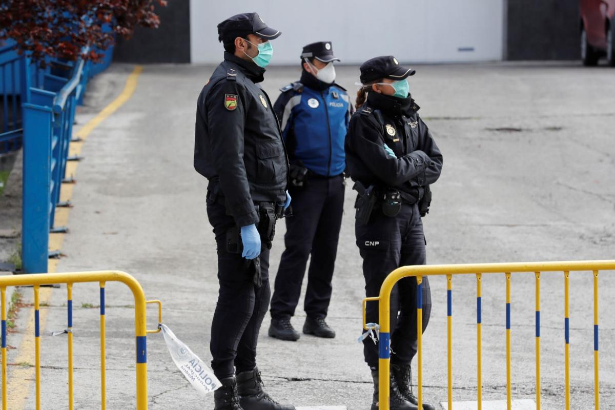 Muere en un hospital el primer preso con coronavirus y 38 funcionarios dan positivo
