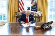 Trump recurre a los superordenadores para luchar contra el Coronavirus