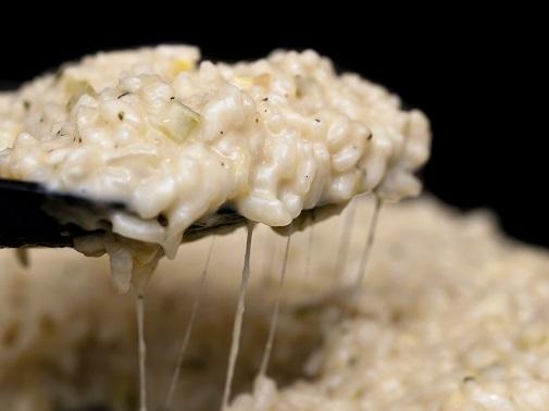 Risotto con parmesano