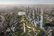 Concluido el trámite definitivo: Madrid Nuevo Norte es desde hoy una realidad tras un cuarto de siglo