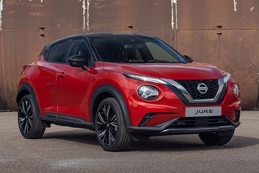 El recién llegado Nissan Juke está a la vanguardia tecnológica.