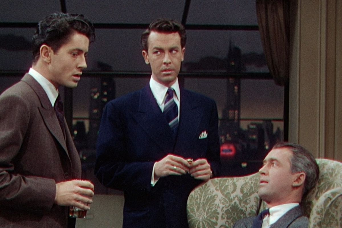 'La soga' (1948).