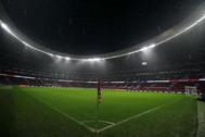 Imagen del estadio Wanda Metropolitano.