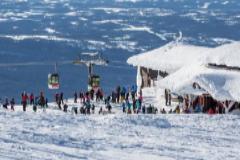 """""""Con las estaciones abiertas en Suecia, las zonas de montaña pueden convertirse en la Lombardía italiana"""""""