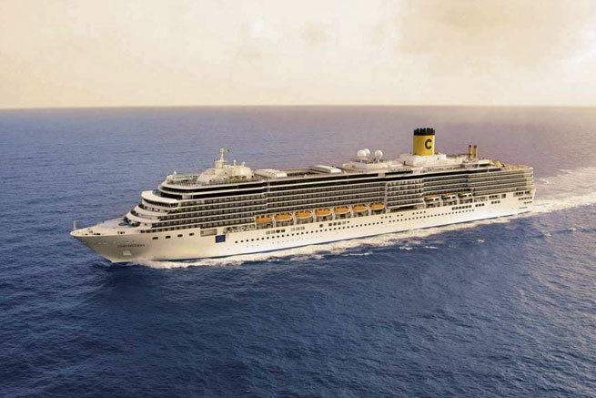 La odisea de 195 españoles a bordo de un crucero que daba la vuelta al mundo