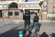 Agentes del Guardia Civil de Castellón.